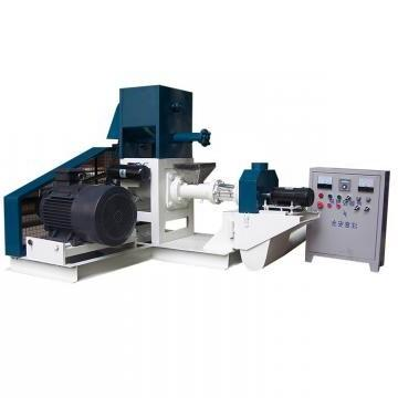 Hot Sell Fish Feed Making Pellet Mill Extruder Machine