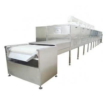 Electricity Power Supply Scallops Microwave Drying Sterilizer Dryer Machine
