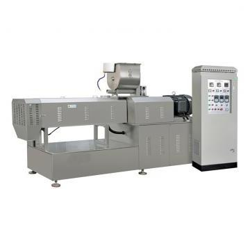 Slanty Snack Twin Screw Extruder Prices Puffed Corn Chips Snacks Food Making Machine Puff Snack Food Extrusion Machine Price