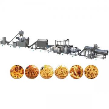 Corn Puffed Snacks Food Extruder Making Machinery