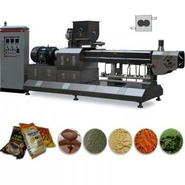 Small Scale Dog Food Production Machine Without Steam Application From China