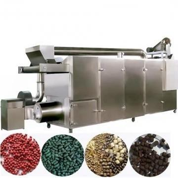 Stainless Steel Dry Dog Food Machine Floating Fish Feed Extruder