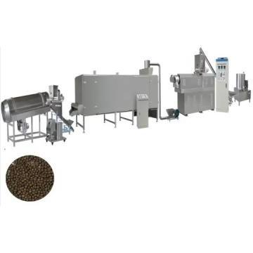 Fully Automatic Pet Dog Cat Fish Food Extruder