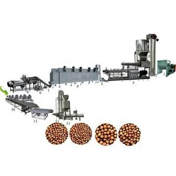 Small Floating Fish Food Feed Pellet Extruder
