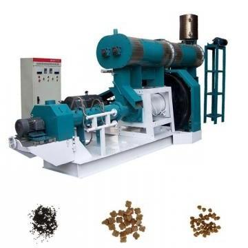 Hot Sale Automatic Fish Food Manufacturer Extruder