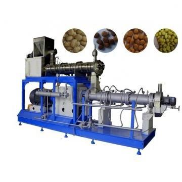 Floating Fish Feed Twin Screw Snacks Food Extruder