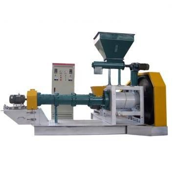 Fish Feed Manufacturing Machinery Floating Fish Food Extruder