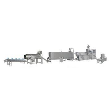 Automaticl Fried Snack Foods Production Line Frying Machines Snacks Frying Process Line