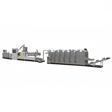 Snack Food Processing Plant Potato Chips Frying Production Line