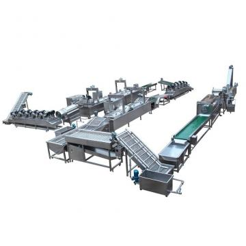 Fried Crispy Rice Snack Food Processing Line