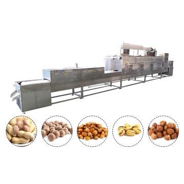 Bamboo Wood Stick Toothpicks Microwave Drying and Sterilization Machine