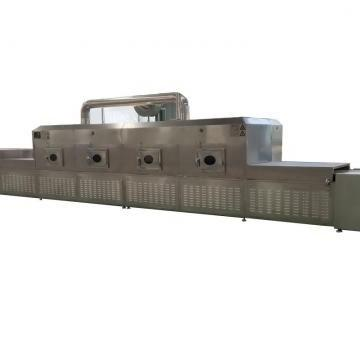 Tunnel Microwave Prawns Seafood Drying and Cooking Machine