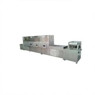 Conveyor Belt Microwave Drying Machine for Perlite Insulation Board
