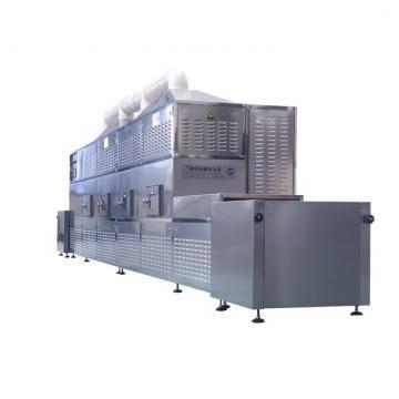 Full Automatic Makeup Puff Microwave Drying Insecticide Sterilizing Machine
