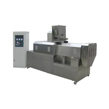 Automatic Industrial Breakfast Cereals Puffed Snacks Extruder Processing Line