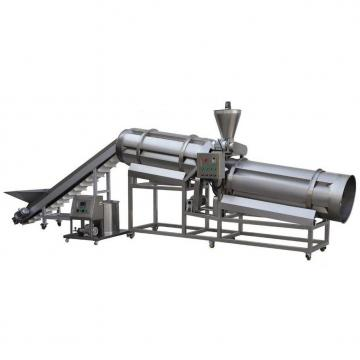 Automatic Snacks Pellet Extruder Processing Line