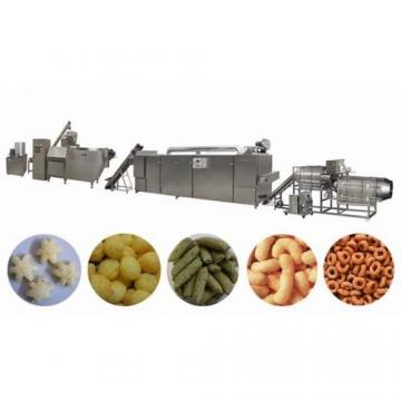 Automatic Industrial Snack Frying Machine Frozen French Fries Processing Line
