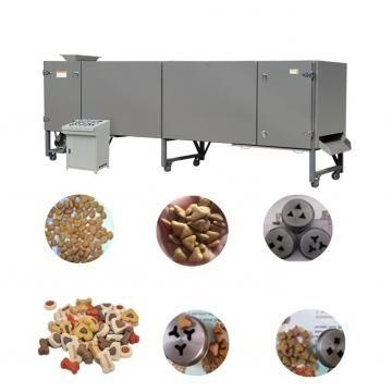 Directly Extruded Corn Puff Snack Food Processing Line