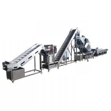Industrial Fried Salads/Bugles Machinery Fried Pellet Chips Processing Machine Fried Snack Food Making Machine Crispy Chips/Salad/Bugles Process Line