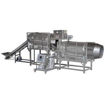 maize puff snack food processing line puff snack extruding