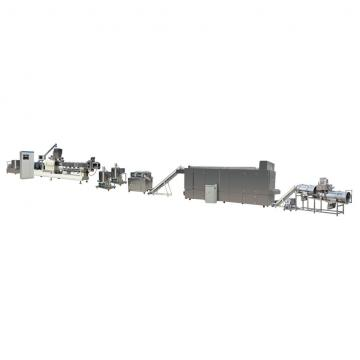 Industrial Automatic Gaz Heated Popcorn Equipment Popcorn Production Line for Snack Food Processing