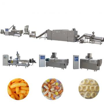 Different Size Snacks Food Machine Extruder Processing Line