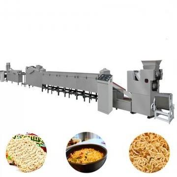 High Quality Fully Automatic Mini Fried Instant Noodles Production Line