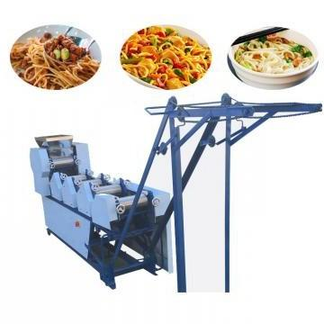 Fully Automatic Fried Instant Noodle Production Line/Noodle Machinery/Noodle Making Machine/Noodle Making Line