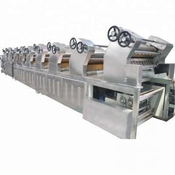 Fried Halal Instant Noodle Making Machine Production Processing Line