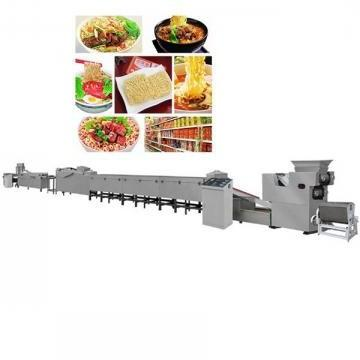 Small Scale Fried Instant Noodle Making Machine/Production Line with Factory Price Made in China Industry Automatic Instant Noodle Production Line