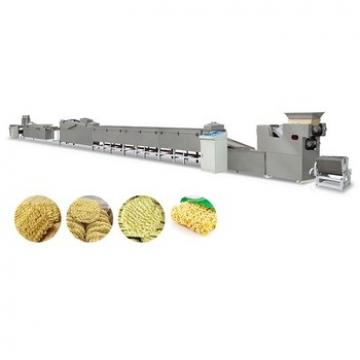 Automatic Fried Maggi Instant Noodle Food Production Machine Line