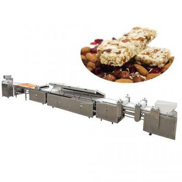 Fresh Roasted Oven Baked Cheese Flavor Rice Chips Processing Equipment