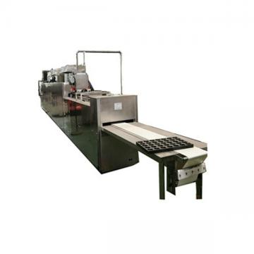 Top Grade Small Manufacturing Cereal Chocolate Bar Making Machine