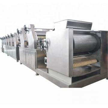 Fully-Automatic Instant Cup Noodle Machine Fried Instant Noodle Processing Line Industry Automatic Corn Instant Noodles Machine Processing Production Line