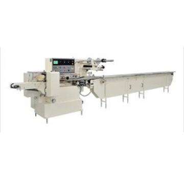 Automatic Single Block Fried Instant Noodle/ Bread/ Biscuit/ Small Food Horizontal Pouch Bag Packing Packaging Flow Wrapper Wrapping Machine
