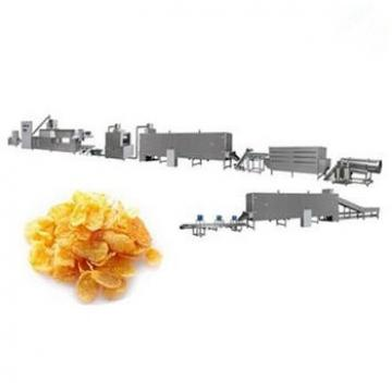 Fruit Loop Corn Flakes Breakfast Cereals Processing Production Line