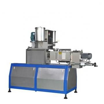 Puff Food Breakfast Cereals Corn Flakes Production Line