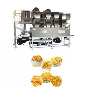 Breakfast Cereal Food Corn Flakes Production Line