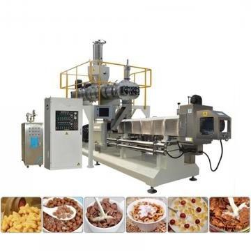 Automatic Corn Oat Flakes Breakfast Cereals Production Line
