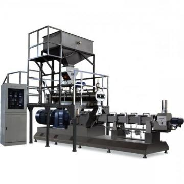 Stainless Steel Self-Cleaning Extruder Dog Food Manufacturing Machine