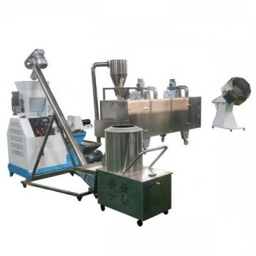 Various Waters Fishery Feed Extruder Floating Fish Feed Making Machine