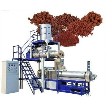 High Speed Rotary Fish Feed Pellet Making Machine with Ce