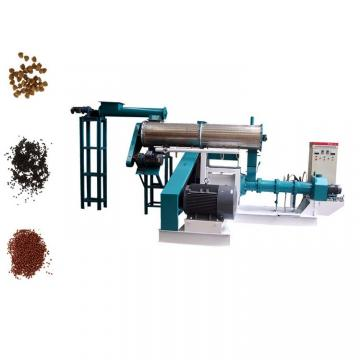 Manufacture Ce Approved Fish Feed Making Machine