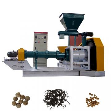 Ce Approved Fish Feed Making Machine