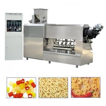 Hot Sale Fully Automatic Puffing Corn Snacks Bar Making Extruder Machine Low Price Industrial Machines/Puffed Food Machinery