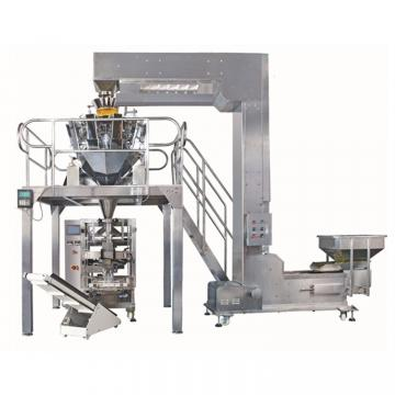 Full Automatic Vertical Puffed Food Packing Machine with Volume Cups Measuring