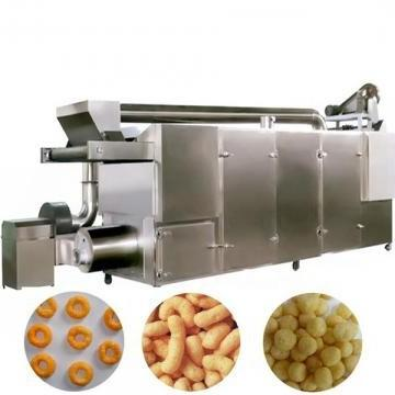 Stainless Steel Snacksfrying Machine and Puffed Food Frying Machine