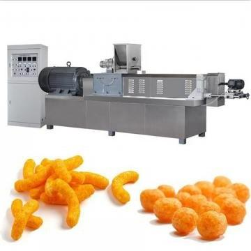 Puffed Corn Pellets Chips Snacks Food Processing Machines