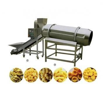 Puffed Food/Drying Snack Rotary Zipper Pounch Counting Packaging Machine