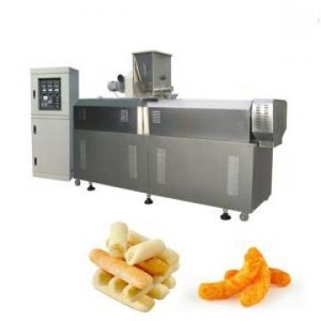 Fully Automatic Snack Puffed Food Weighing and Packing Machine with Multihead Weigher